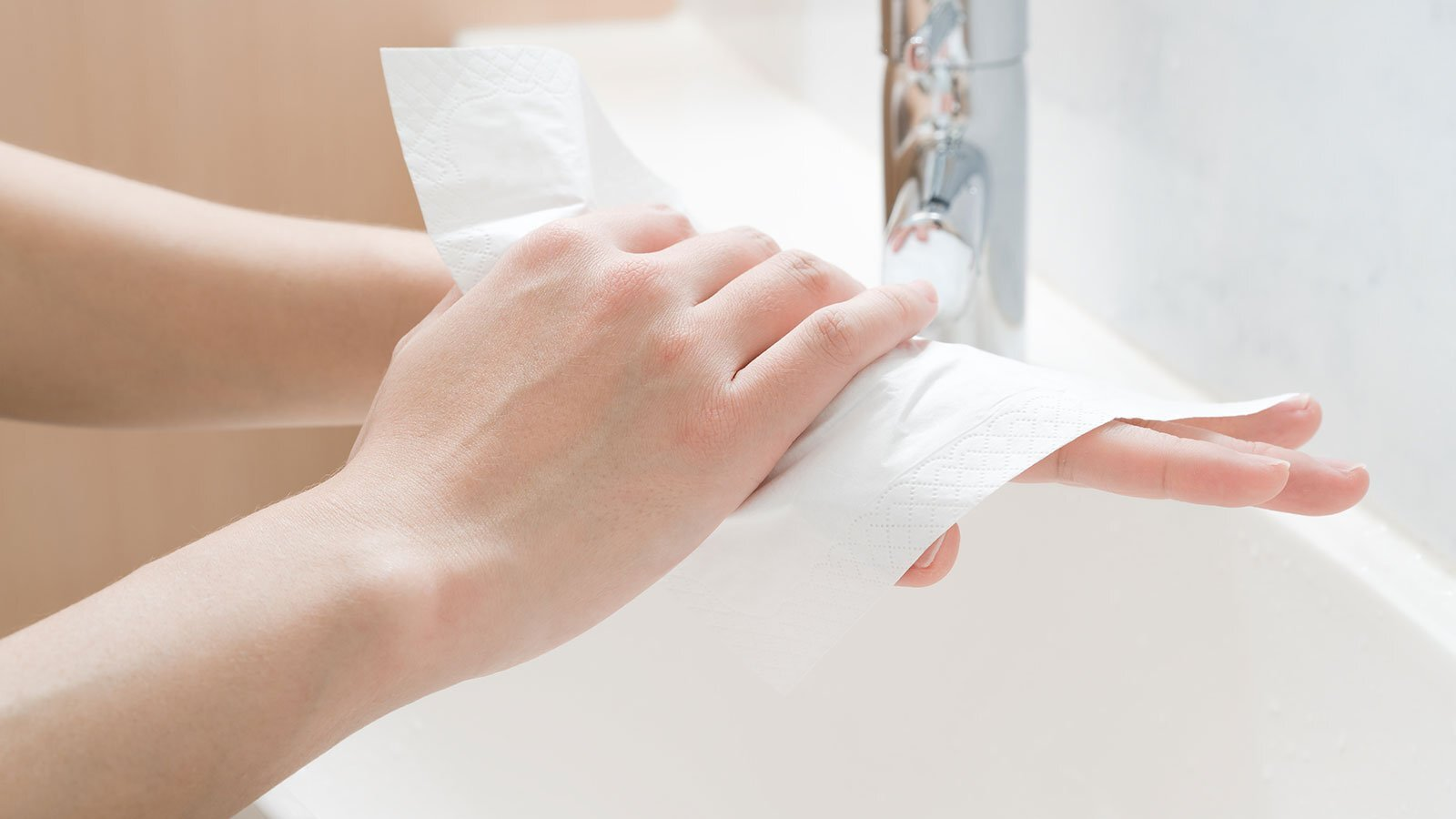 Hand Drying Facts